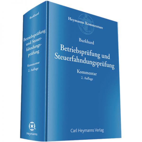 Billd Buch Betriebsprüfung und Steuerfahndungsprüfung